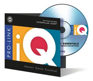 Nexiq 880024 Pro-Link iQ Caterpillar ACERT