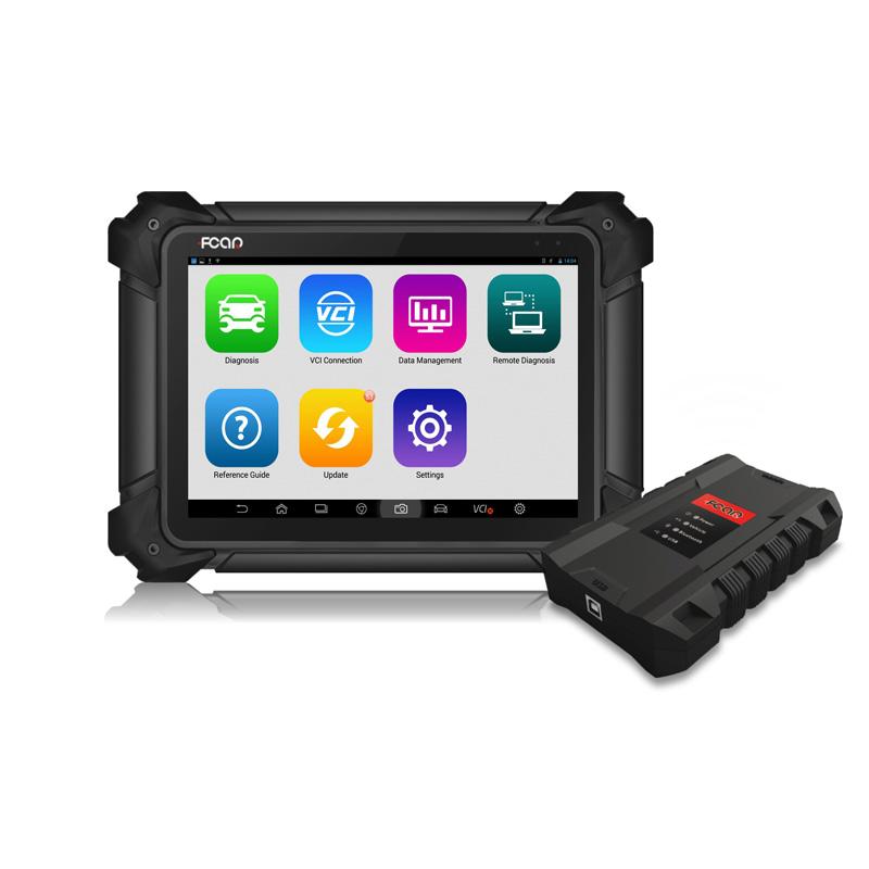 FCAR F7S-N Truck TabPro Wireless Diagnostic Tablet